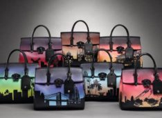 Versace Unveils  Its 7 Bags for 7 Cities Collection