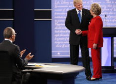 Recap 2016 Presidential Debate Moderated by Lester Holt