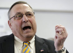 Washington Post: Maine Gov. Paul LePage Is 'Completely Unhinged' And Should Quit