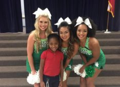 Eight Yr Old Is the Youngest Person Accepted To The University Of North Texas