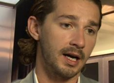 Shia LaBeouf Keep Your Flaccid Apology & No to The Peanut Butter Falcon